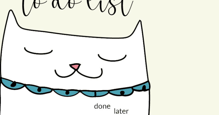 "La ""to do list"" dei Gattacci"